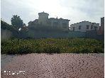 Terrain à vendre à El Jadida. Superficie 457 m²