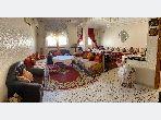 شقة رائعة للبيع ب نرجس. 3 غرف جميلة. صالة أصيلة ، طبق الأقمار الصناعية.