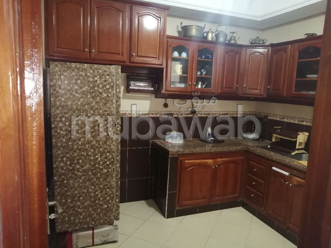 Apartment for rent in Ahlane. Large area 110 m². Ample storage space.