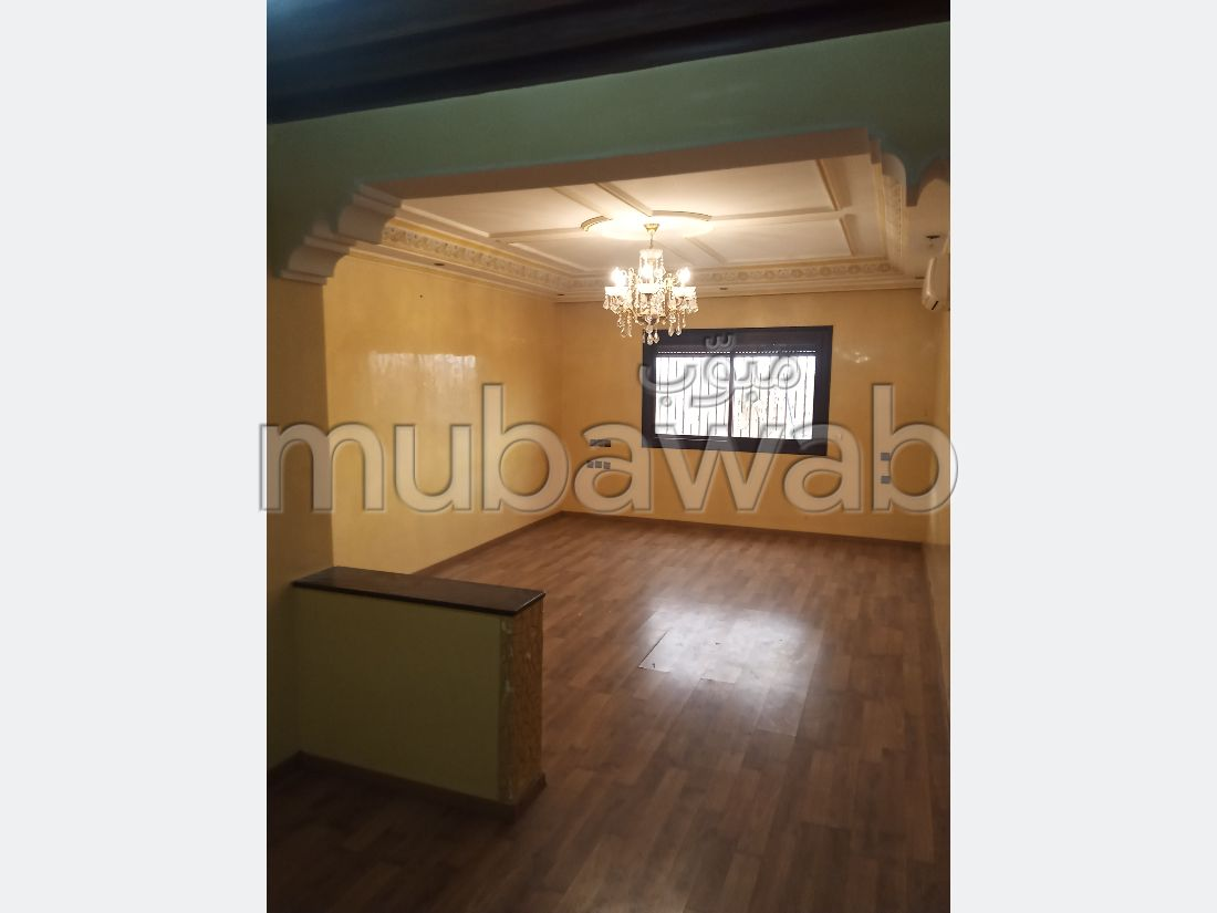 Great apartment for rent in Majorelle. 2 Small bedroom. Green areas and lift.