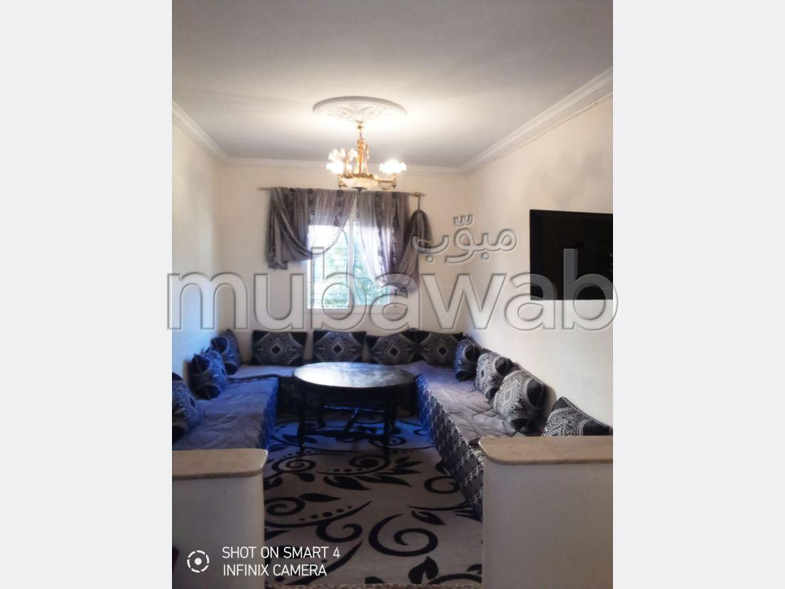 Appartement à vendre angle chouka
