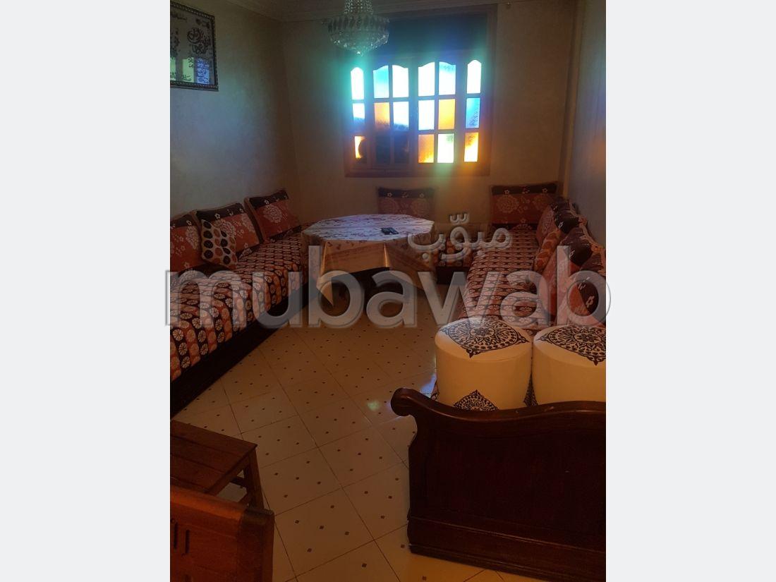 Piso en venta en Route d'Agadir - Essaouira. Dimensión 56 m²;. Residencia con conserje.