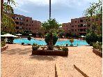 Palmeraie Bel appartement à vendre à Marrakech piscine privative
