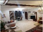 شقة رائعة للبيع ب شون كورس. 8 قطع مريحة. صالة مغربية وصحن فضائي.