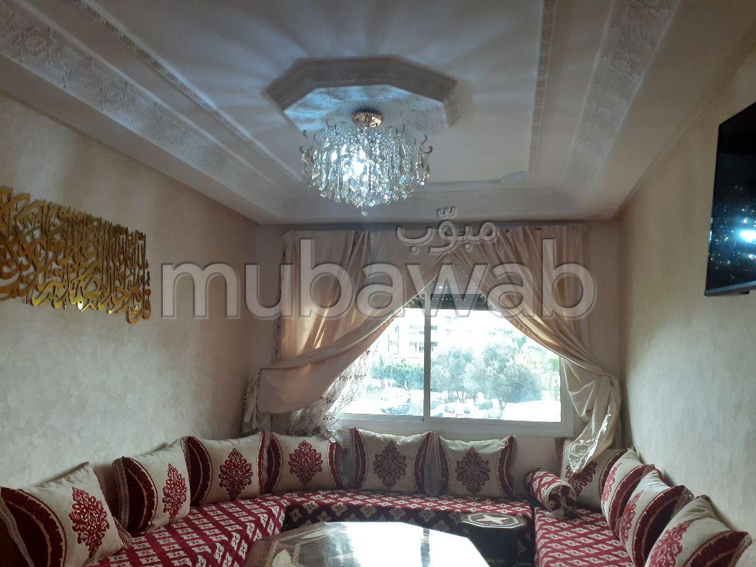 Maison à acheter à Bir Rami Est. Surface totale 90 m². Places de parking et beau jardin
