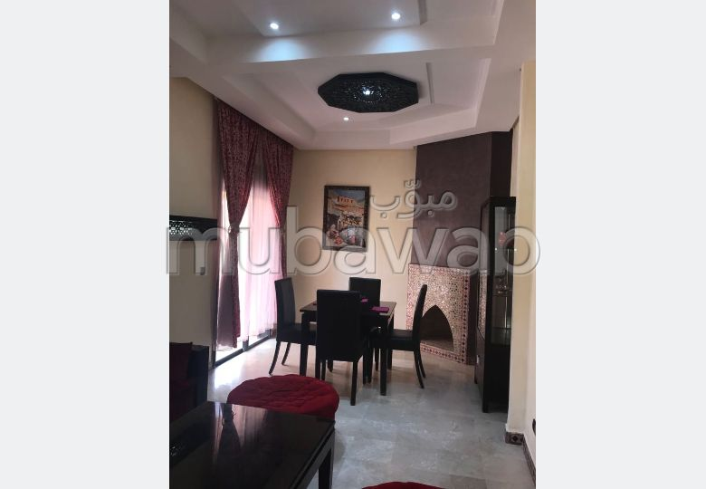Lovely apartment for rent in marrakech.