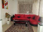 Appartement à louer à Tanger. 2 chambres agréables. Meublé