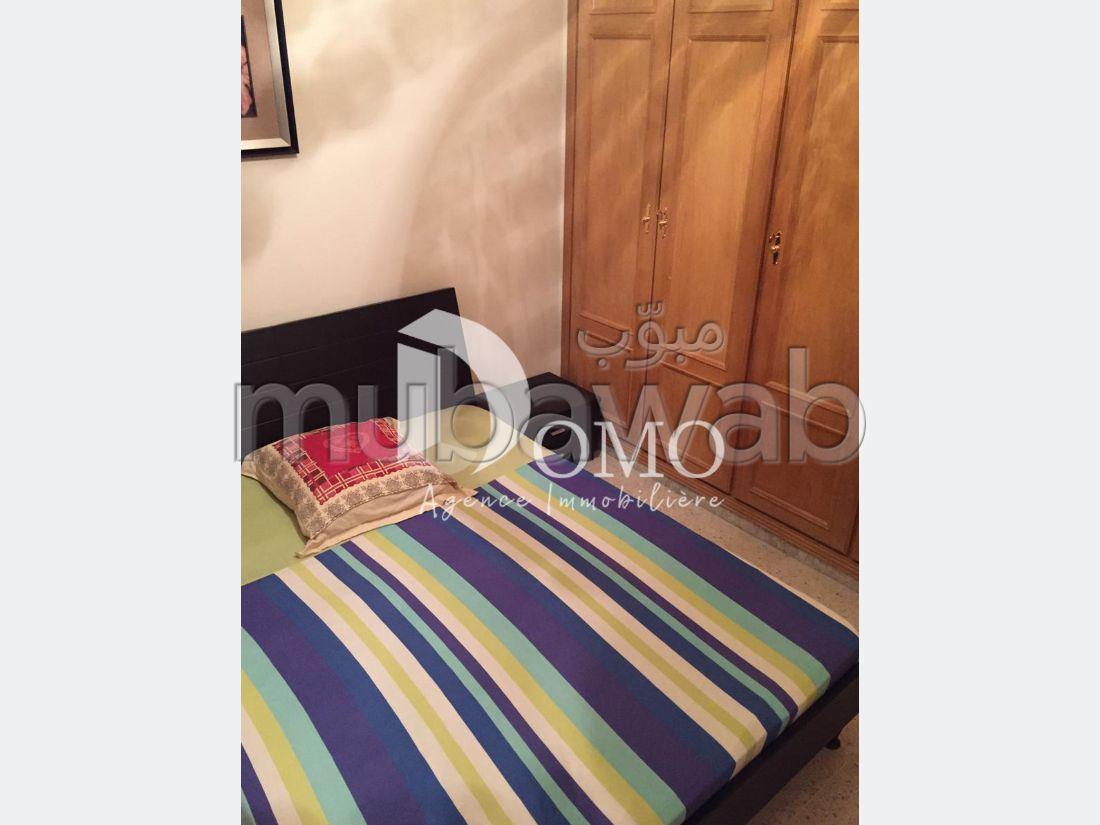Appartement S+1 meublé à louer à Ennasr.