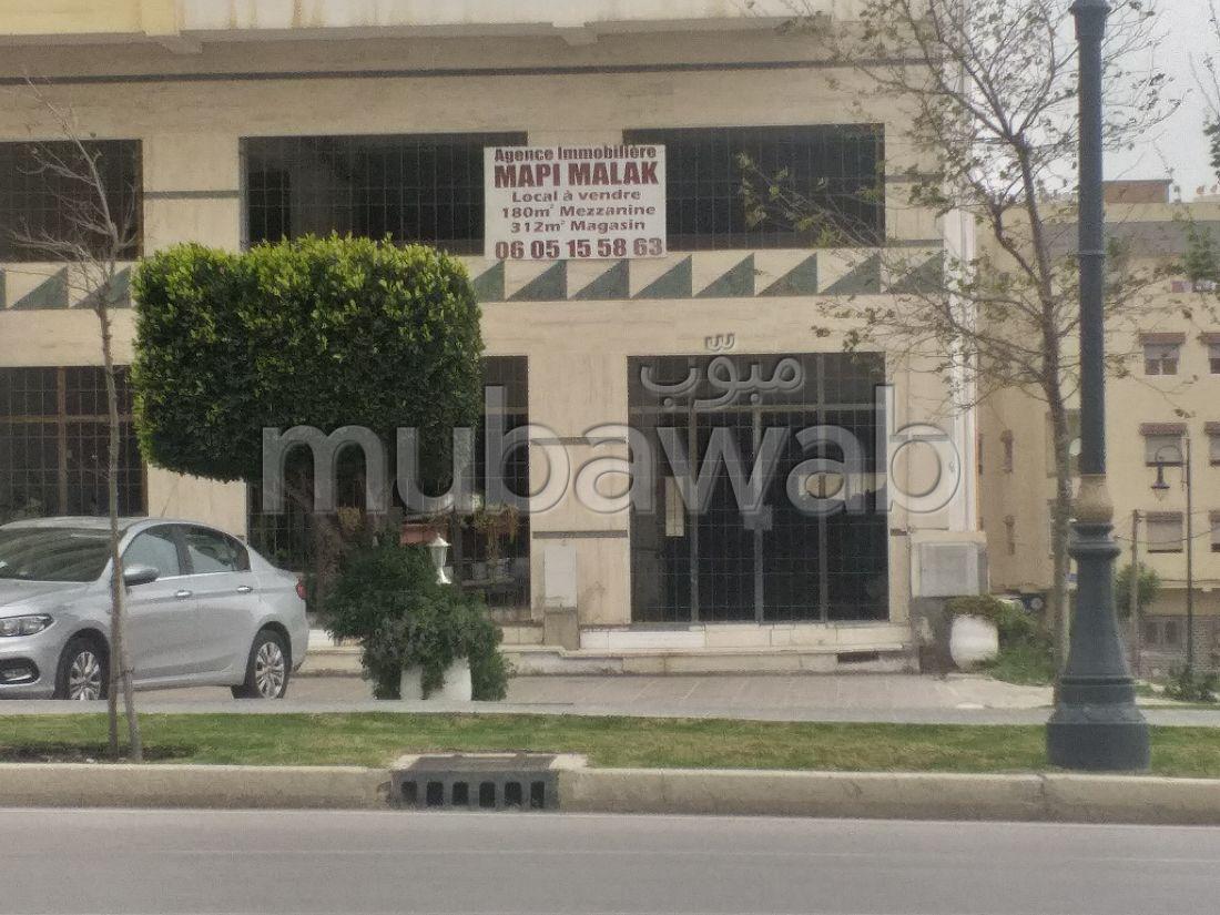 Oficinas y locales comerciales en venta en Mesnana. Dimensión 492 m²;.