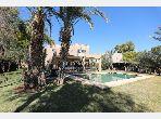 Magnifique villa a la vente agdal marrakech