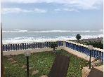 Villa ligne front de mer à vendre à Harhoura
