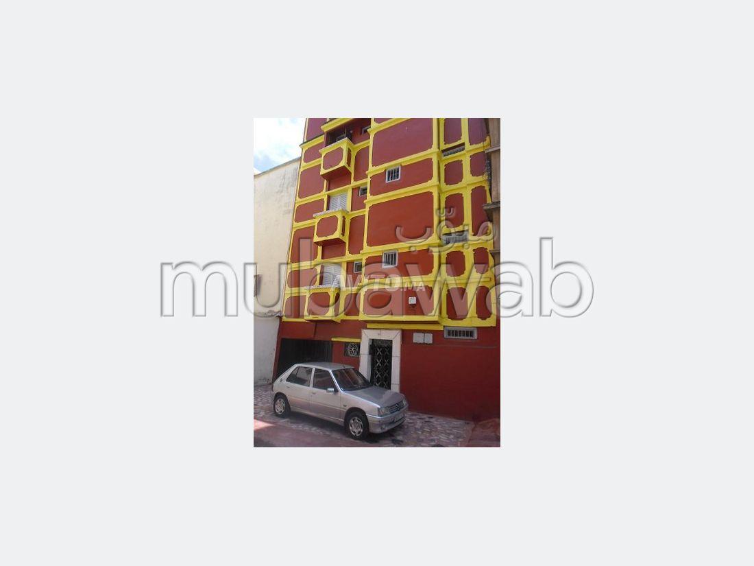 Casa en venta en Hay Sadri. 5 Sala de estar. Salón tradicional y puerta blindada.