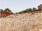 Terreno en venta en Agdal. Dimensión 2530 m²;.