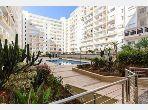 Joli appartement vide de 2ch au centre ville d'Agadir