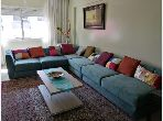 Rent this apartment in Gauthier. Large area 107 m². Well furnished.