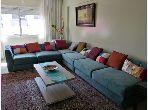 شقة رائعة للايجار بغوثي. 2 غرف. مفروشة.