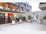 شقة جميلة للكراء بكليز. المساحة 218 م². مفروشة.
