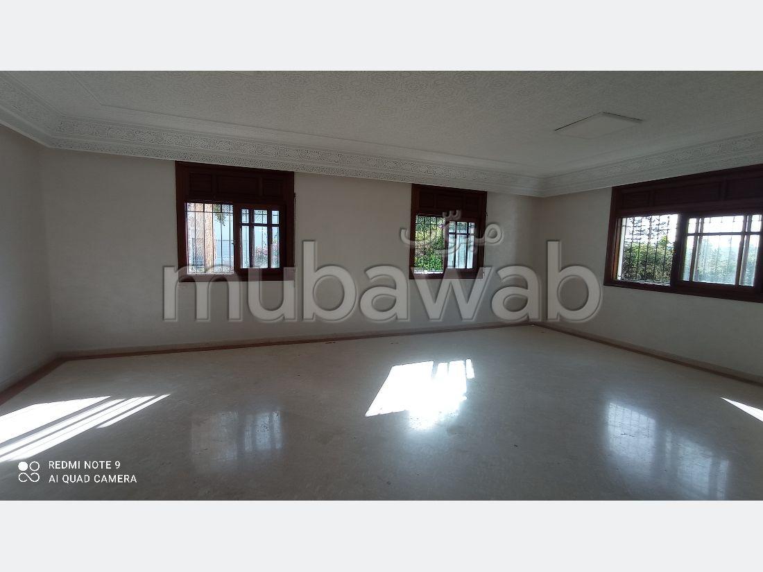 Villa location usage bureaux a Hay riad villa