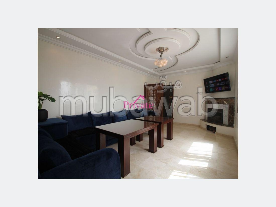 Location Appartement 95 m² CENTRE VILLE Tanger
