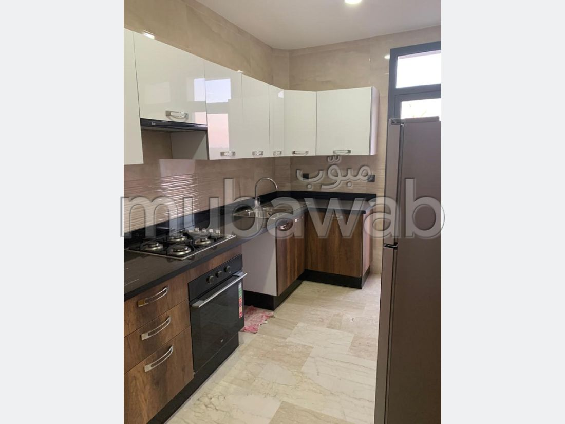 Very nice apartment for rent. 2 Small bedroom.