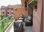 Alquila este piso en Les Portes de Marrakech. 2 Dormitorio. Parking y terraza.
