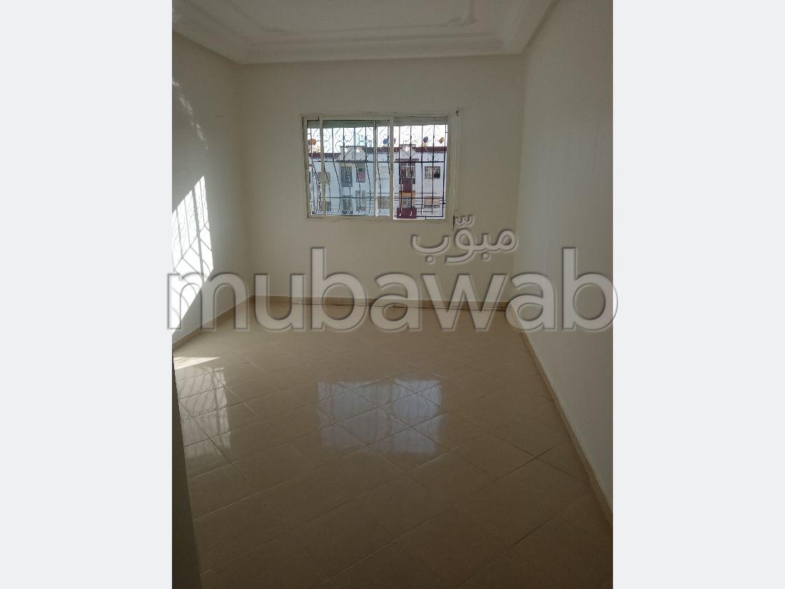 شقة رائعة للبيع ب سيدي حجي. 1 غرفة. شرفة جميلة وحديقة