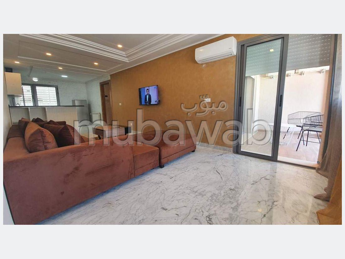 Studio luxueusement meublé par nuitée à Nasr 2