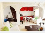 Bel appartement avec terrasse privative