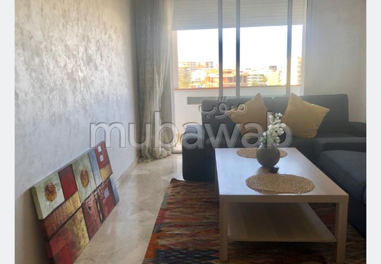 Sale of a lovely apartment in Palmier. 3 Living room. No Lift, Balcony.