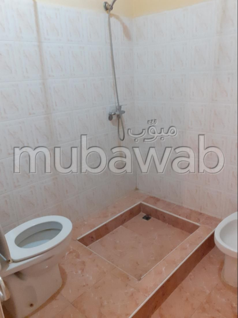 Apartment for rent in Mhamid. 3 Halls. Moroccan Living room.