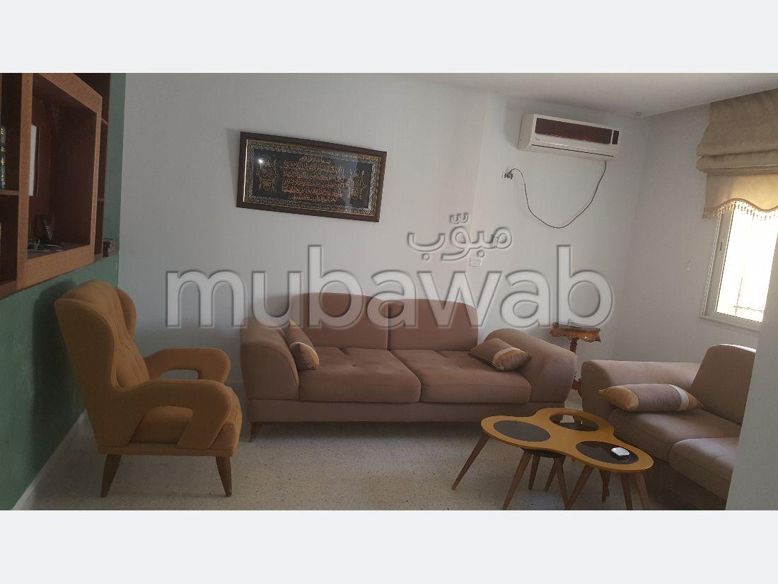 Maison rez de chaussé, appart et studio à Elghazala II