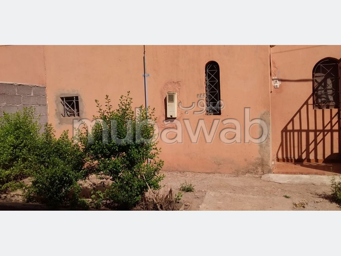 Find your house to buy in Mhamid. 2 Halls. Garden.