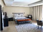 Location d'un appartement à Marrakech. Surface de 100 m². Bien meublé