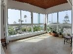 Ain diab vente appartement 220 m² terrasse vue mer