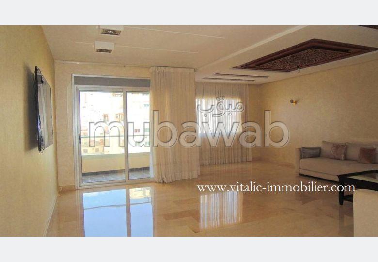 Iberia appartement neuf 200 m2 haut standing