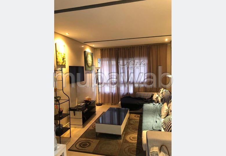 شقة للكراء بمرس السلطان. 1 غرفة جيدة. مفروشة.