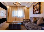 Bel appartement en location à Marrakech. . Meublé