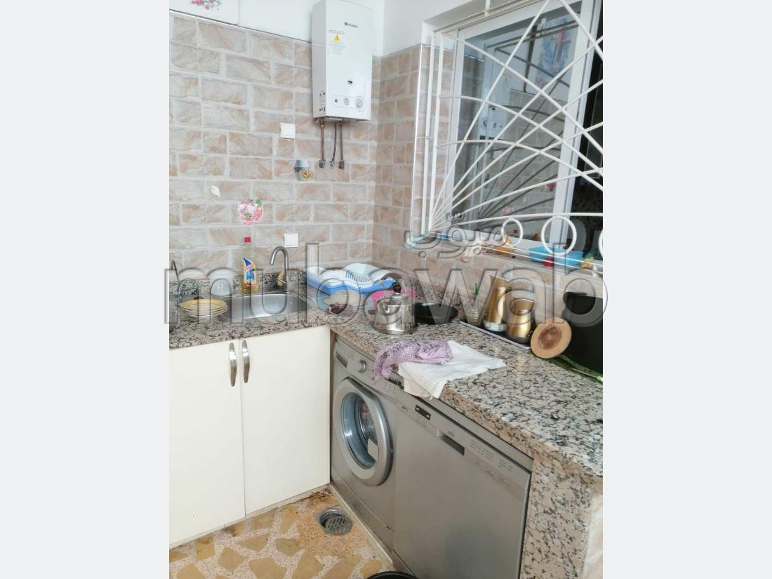 Appartement à l'achat à Agadir. Surface totale 138 m². Double vitrage et chauffage central