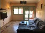 Louez cet appartement à Marrakech. 2 grandes pièces. Bien meublé
