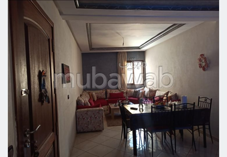 Apartment for sale in Hay Rahma. Surface area 55 m². Lift and garage.