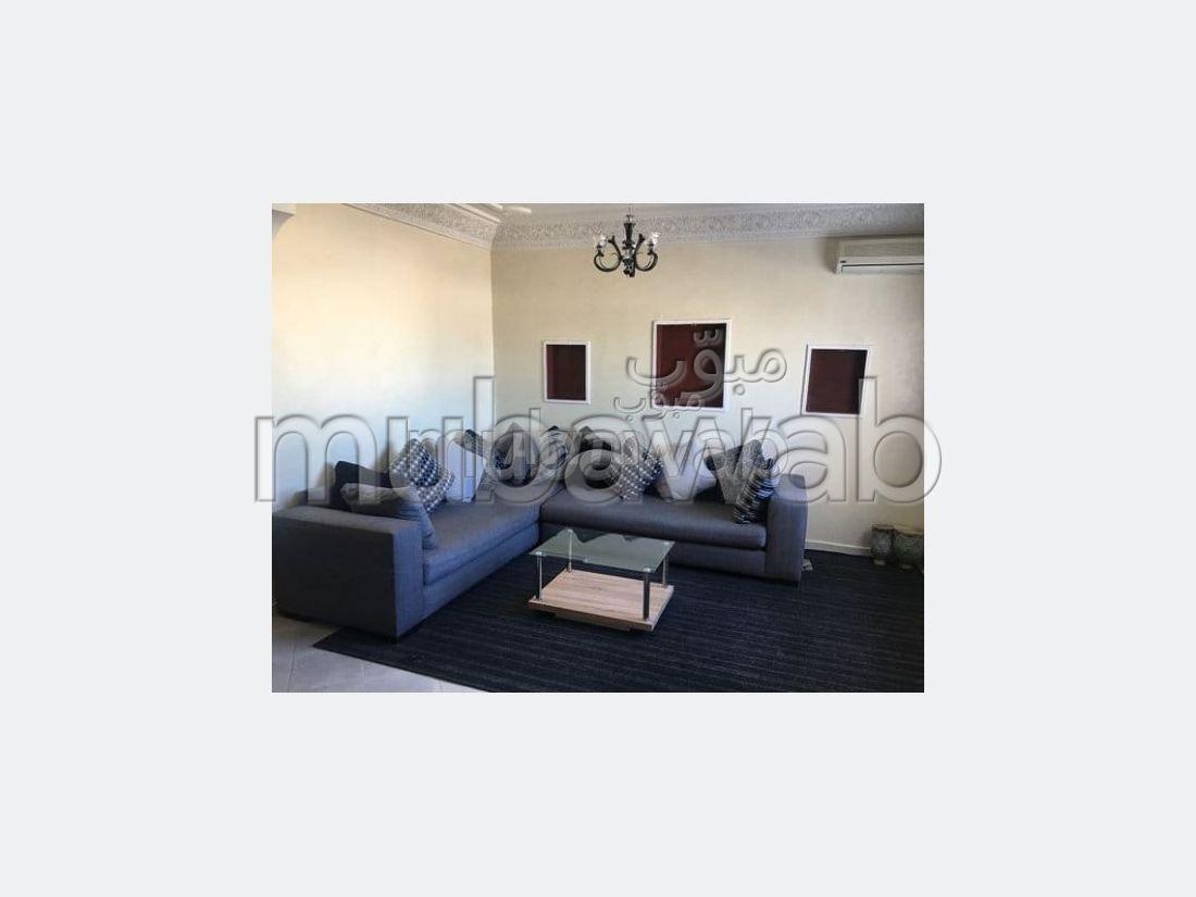 Appartements à louer à Béni Mellal. 2 chambres. Bien meublé