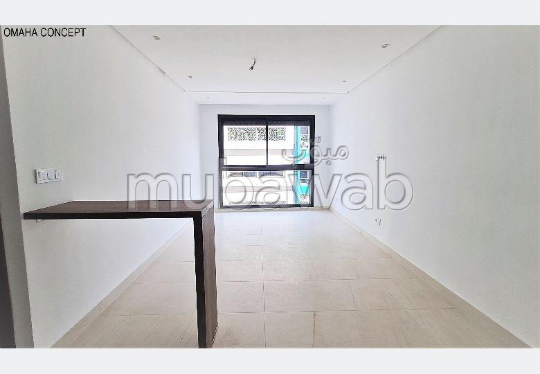 Studio Neuf 43m2 2è étg garage titré Palmiers