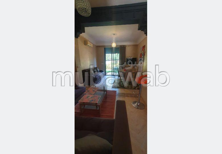 Precioso piso en alquiler en Route de Fez. 3 Dormitorios. Bien amueblado.