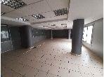 Beaux bureaux à louer à Rabat. Superficie 235 m². Avec garage et ascenseur