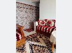 شقة جميلة للبيع ب الحدادة. المساحة 55 م².