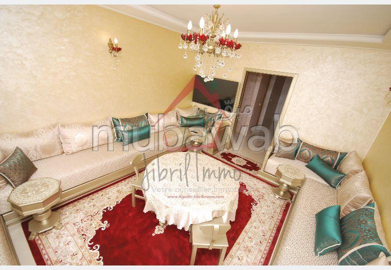 Très bel appartement 101m² à Al Houda