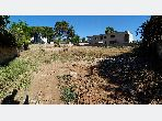 Land for sale in Souissi. Total area 1800 m².