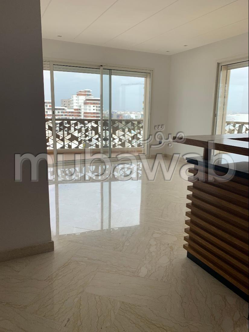 Magnifique appartement à louer à casa anfa