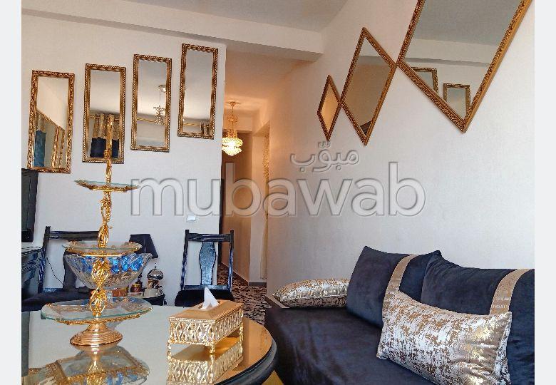 Vend appartement meuble à Marrakech. Surface totale 58 m²