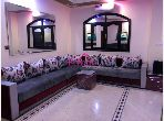 Splendid villa for sale in Jbel Kbir. 4 beautiful rooms. Parking spaces and garden.